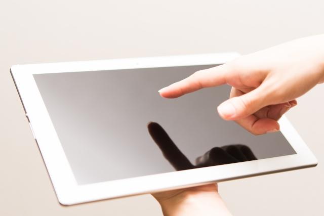 POSレジ iPad