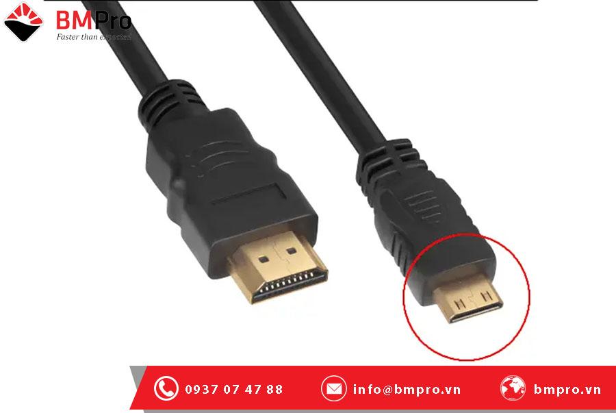 Mini HDMI là gì?