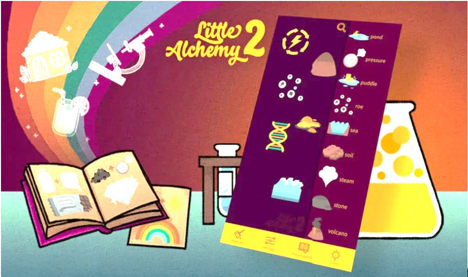 littel alchemy