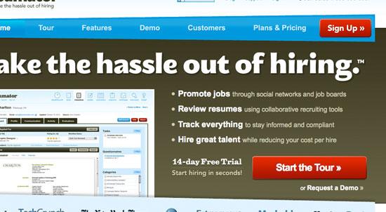 hiring hassle