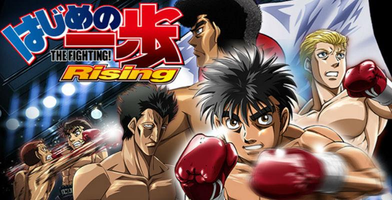 Hajime no Ippo - Rising