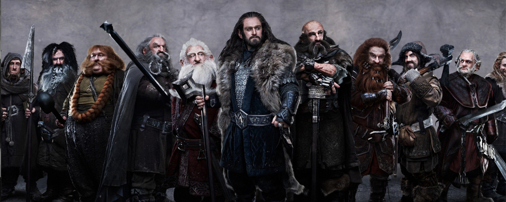 dwarves blacksmiths