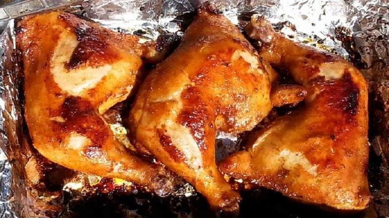 Kết quả hình ảnh cho cach ướp gà nướng