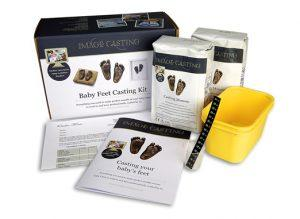 An example of one of our casting kits