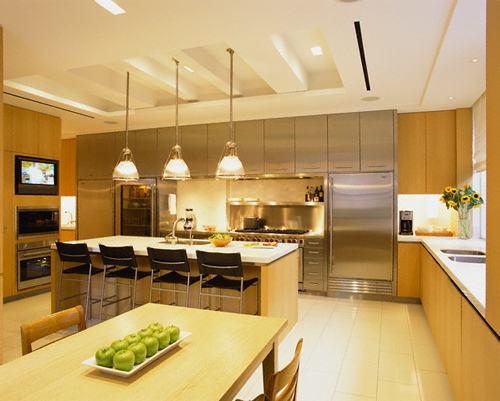 Bóng đèn Led bulb Philips chiếu sáng phòng bếp