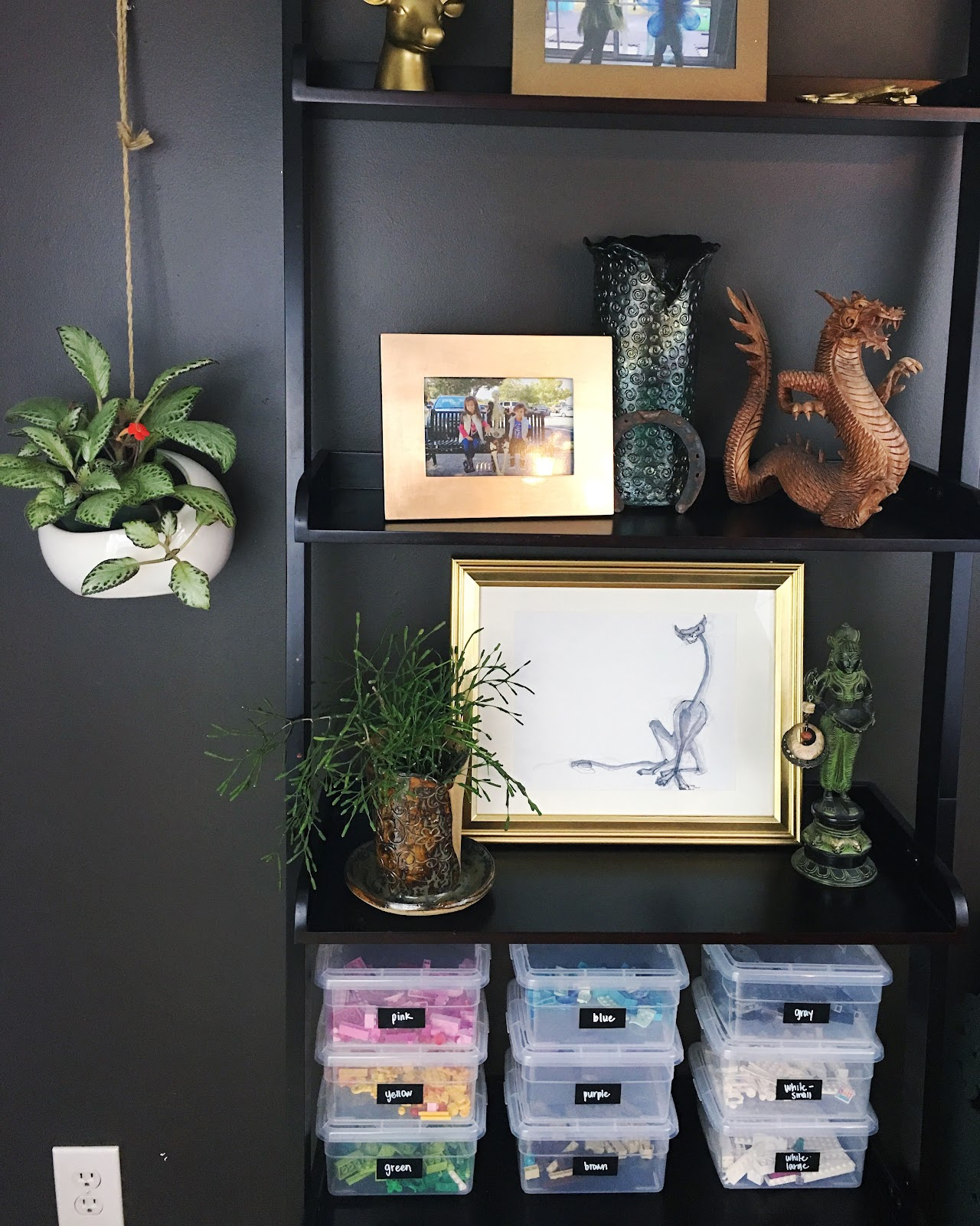 What tips do you have for staying organized once the initial organization is plete
