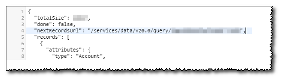 Connect To Any API - Worked Example - Salesforce Lightning API
