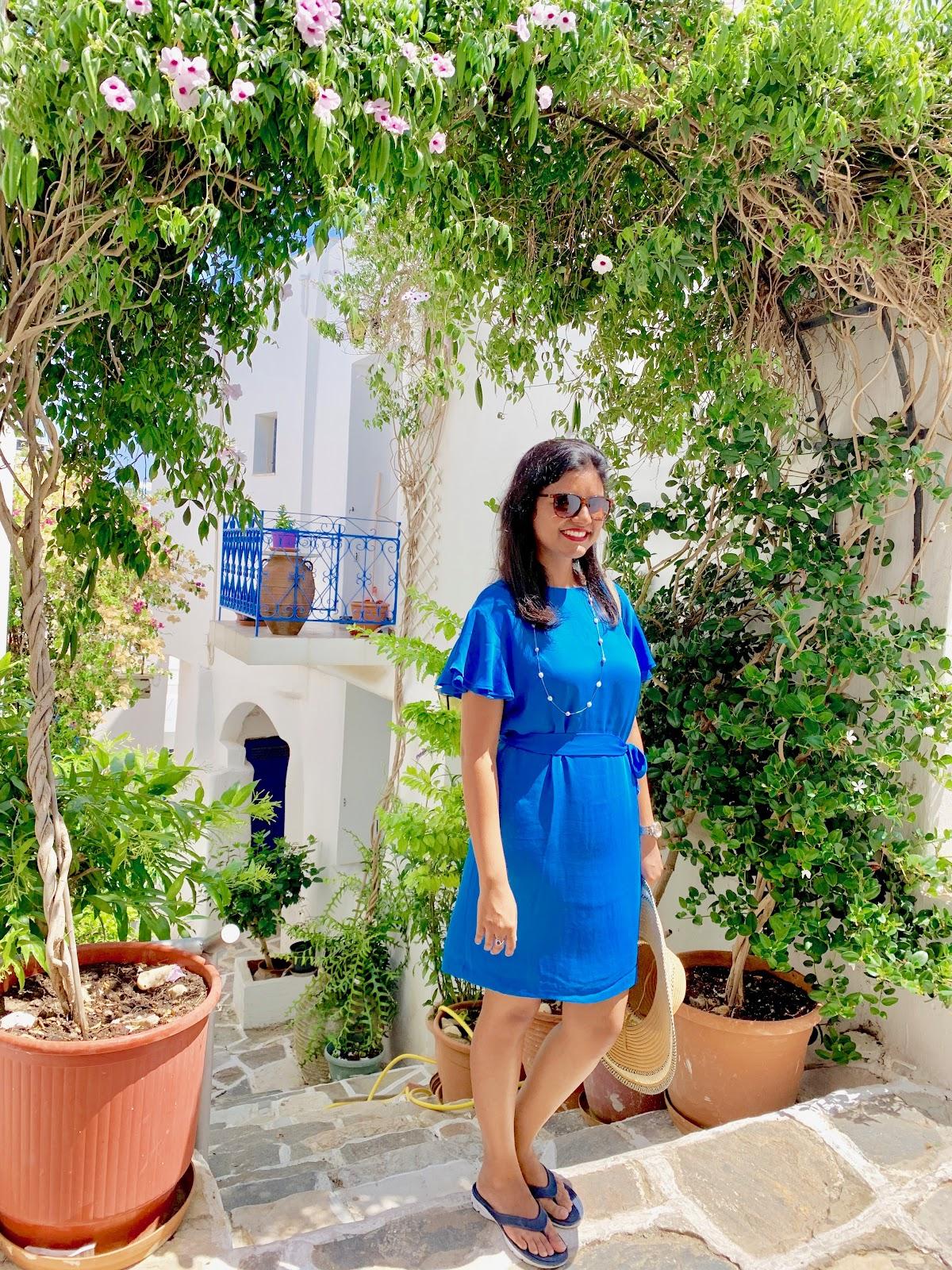 Lefkes Paros - 2 day itinerary; 2 days in Paros