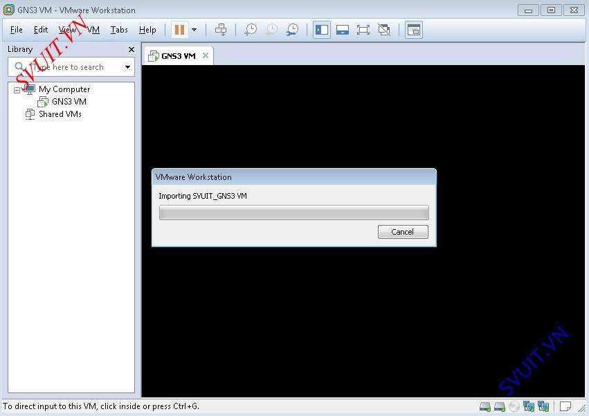 Software - Cài đặt GNS3 tích hợp IOU