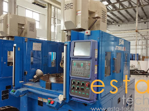 JSW JT70RELIII-55V (2006) - All Electric Rotary Vertical Plastic Injection Moulding Machine