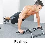 Động tác push up kết hợp cùng xà đơn Anh Tuấn