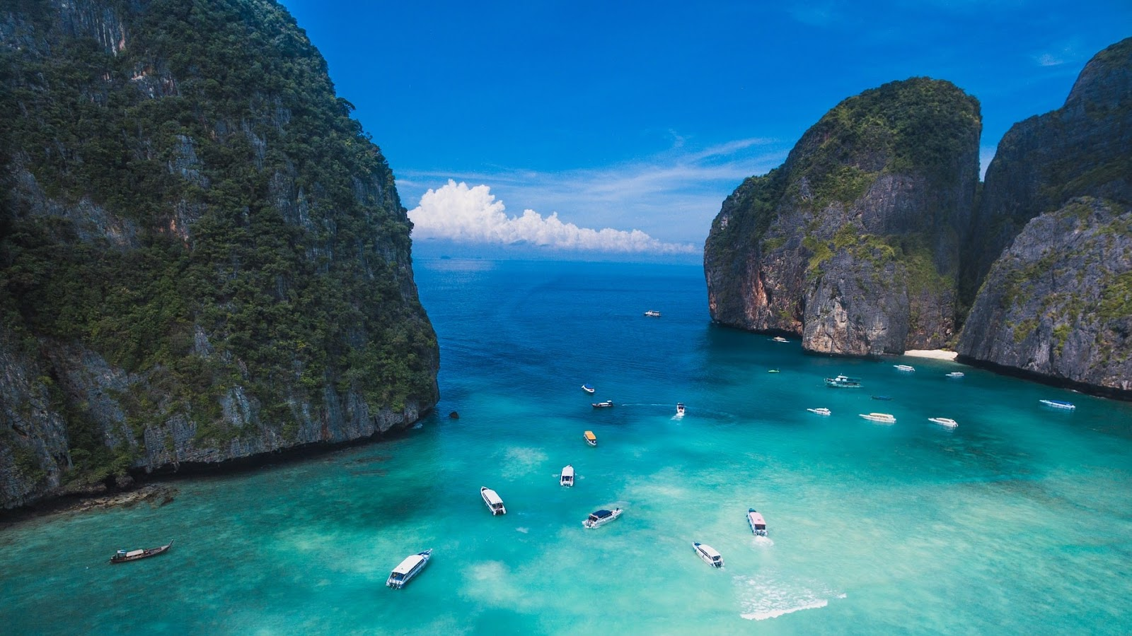 Чартер яхт в Таиланде