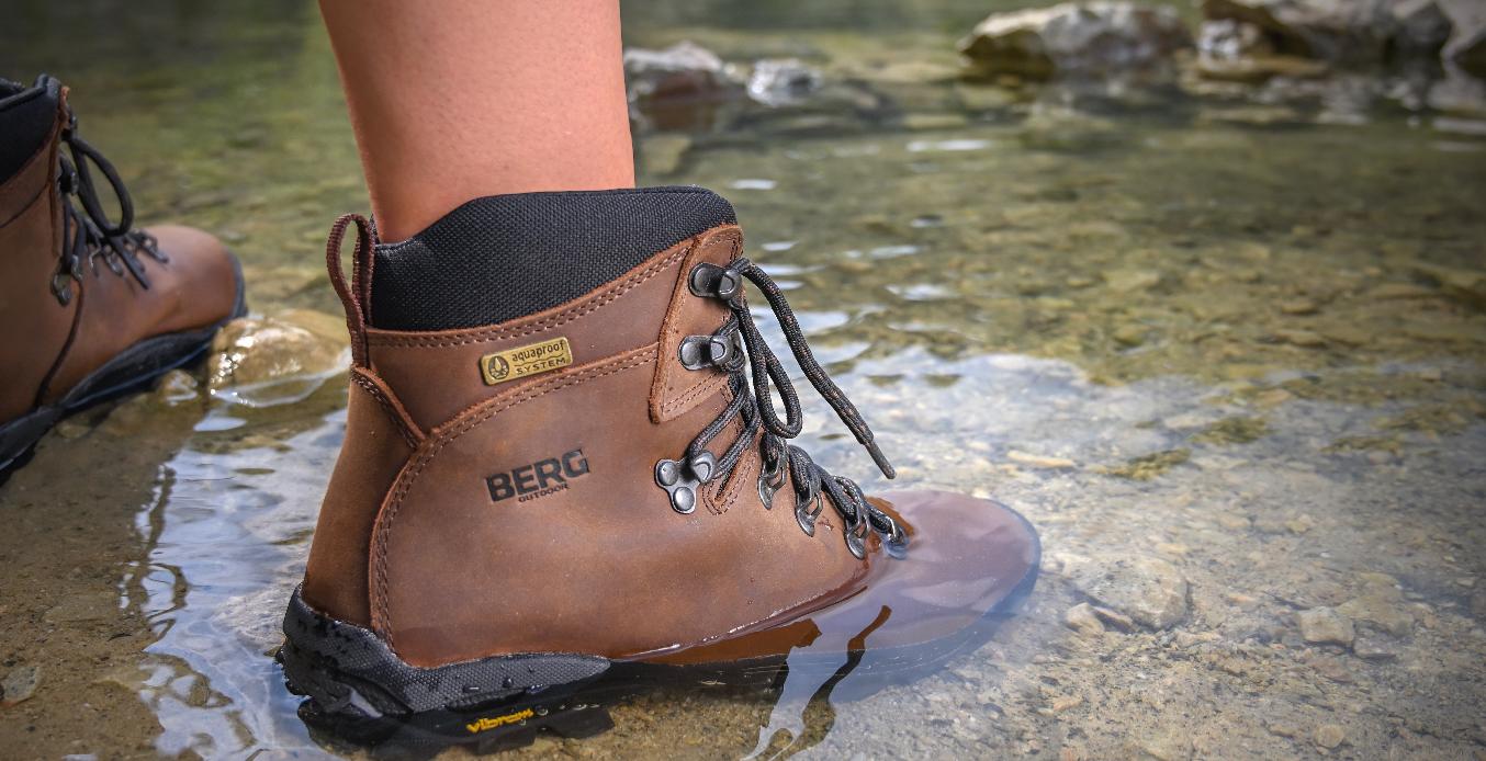 Turistická obuv Berg outdoor