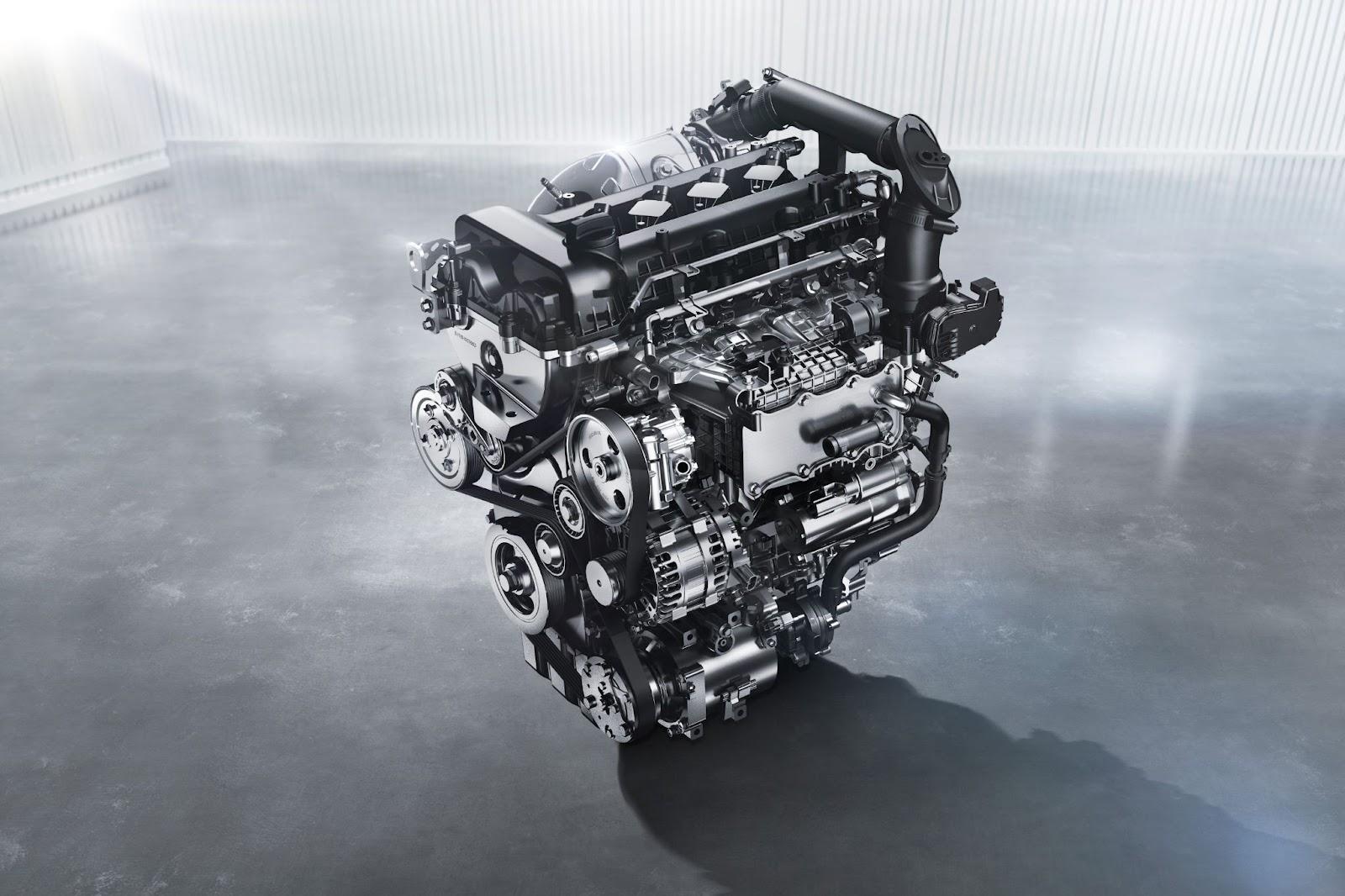 Chery Tiggo 7 Pro motor