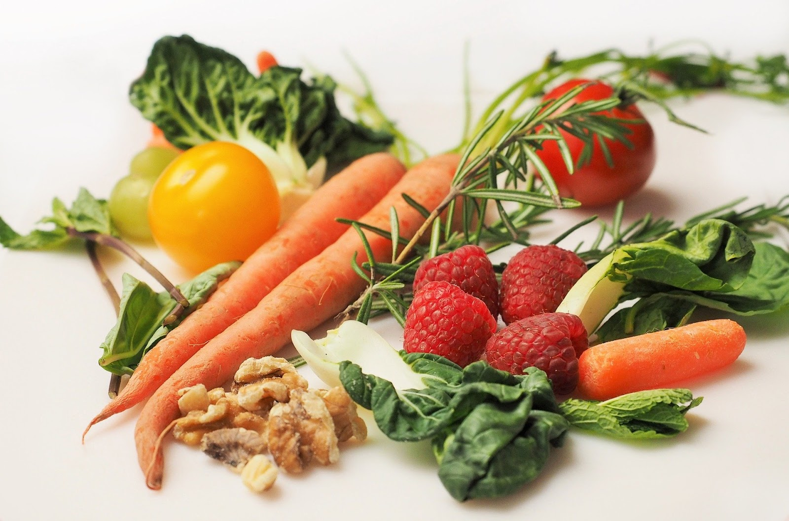 Fruit and veg keep your mind and body healthy while working from home