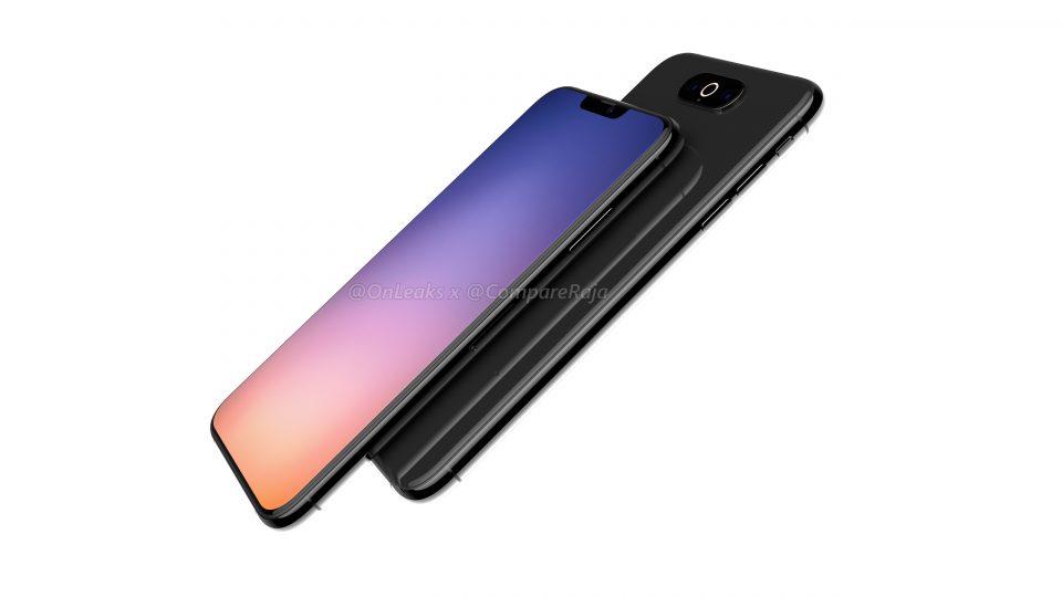 Sforum - Trang thông tin công nghệ mới nhất iphone-xi-2019-compareraja-3-960x540 iPhone 11 rò rỉ thiết kế siêu đẹp với 3 camera sau nằm ngang, tai thỏ nhỏ hơn
