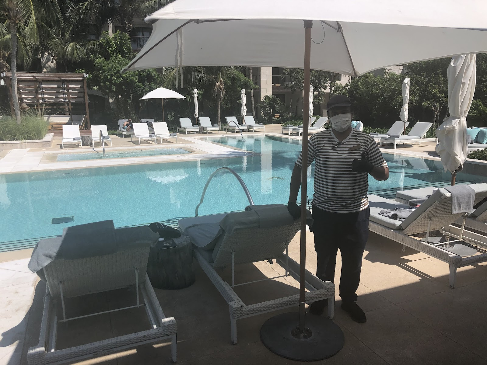 Pool Steward