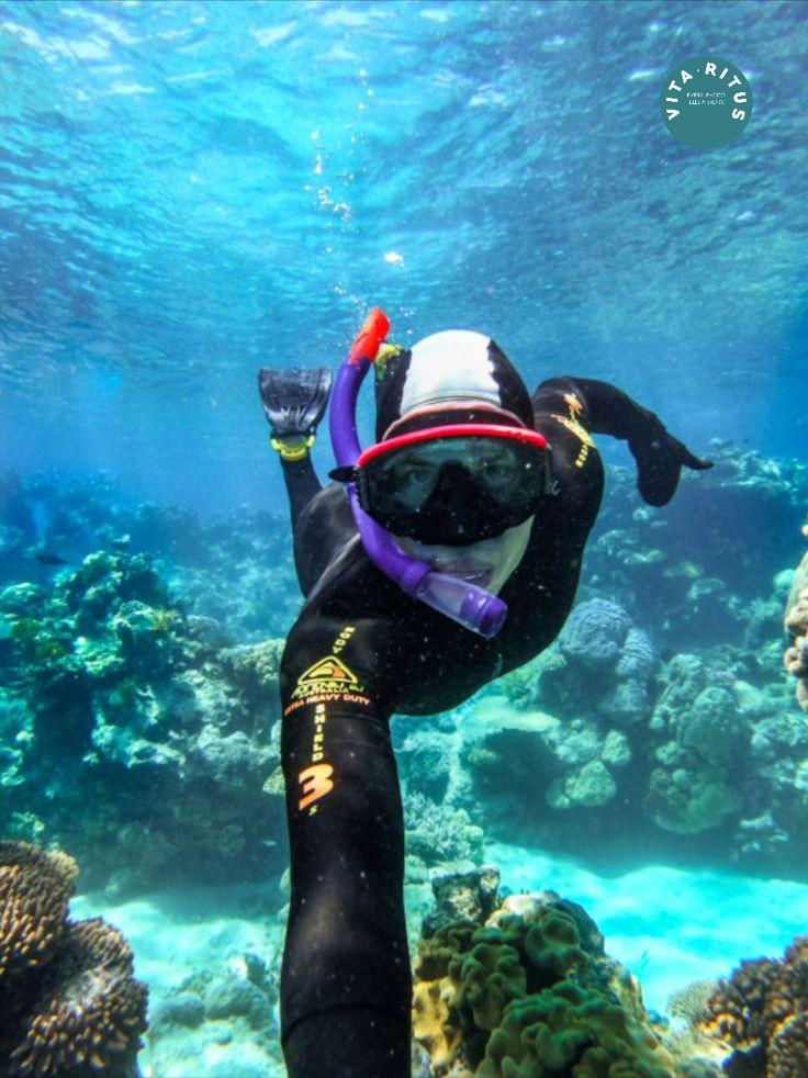 عکاسی زیر آب با موبایل