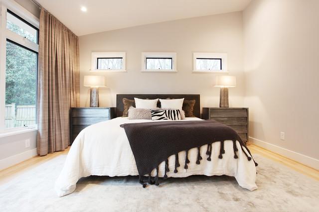 A Neutral Color Scheme for Couples Bedroom Ideas