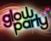 Image result for glow party logo
