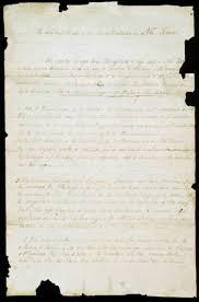Image result for declaration of independence nz