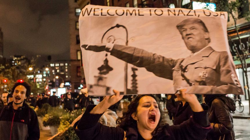 Is it fair to call Donald Trump a fascist? - ABC News