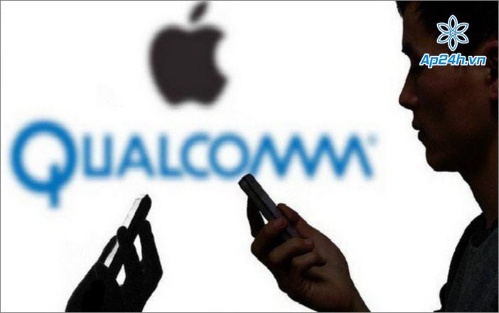 Apple sẽ dừng sử dụng chip modem di động của Qualcomm