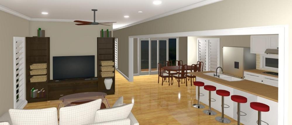 A picture containing indoor, floor, living, ceiling  Description automatically generated
