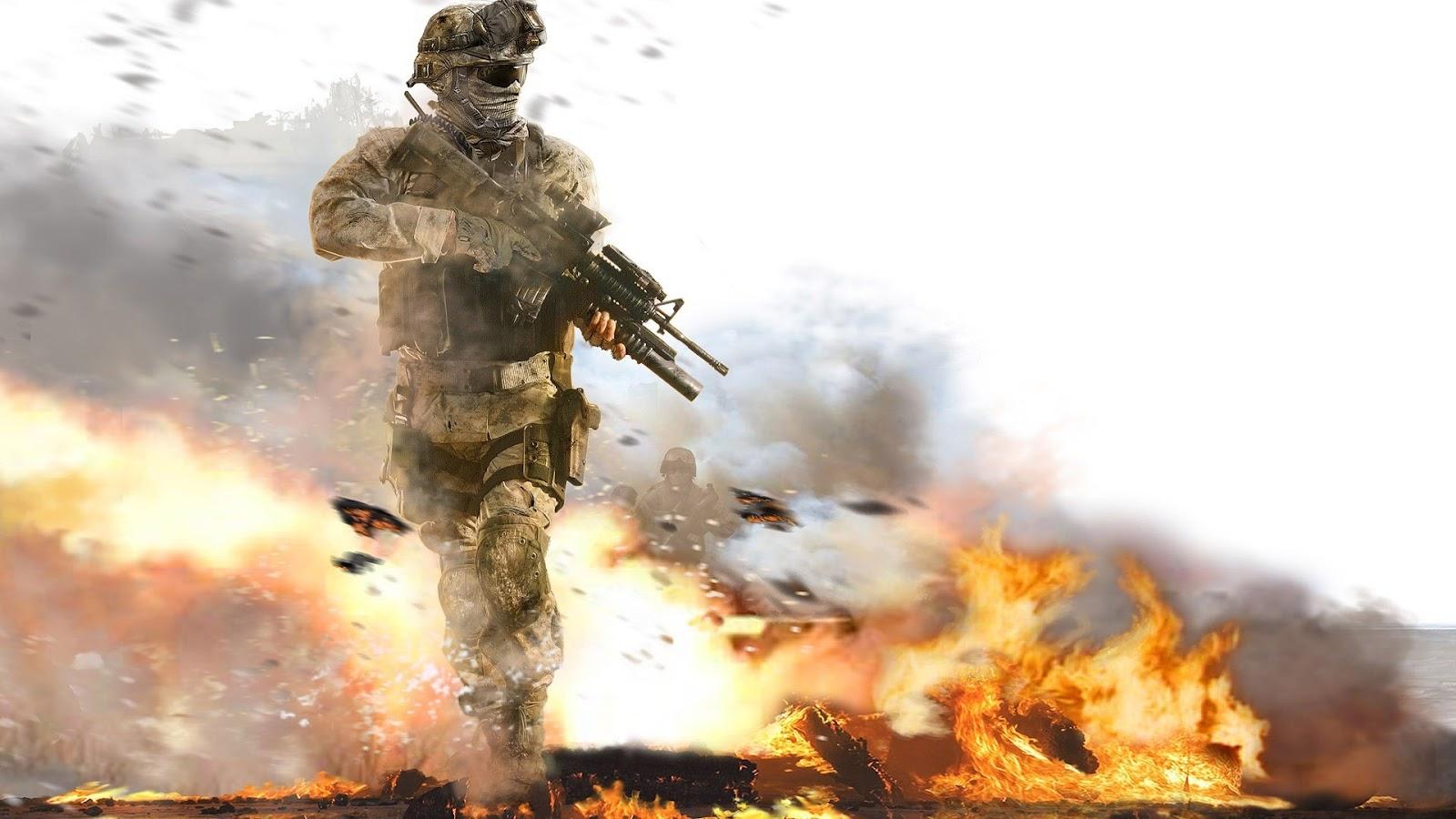 Soldat de Call Of Duty : Modern Warfare 2