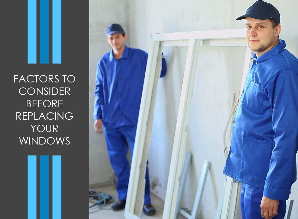 Replacing Your Windows