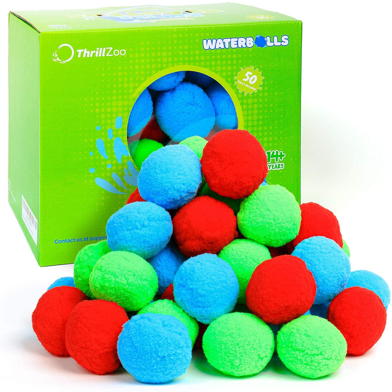 water play reusable water ball balloons