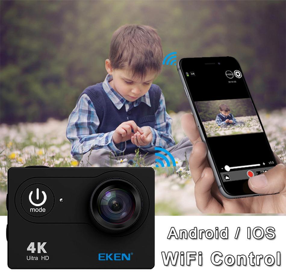 Camera video sport EKEN H9 s1