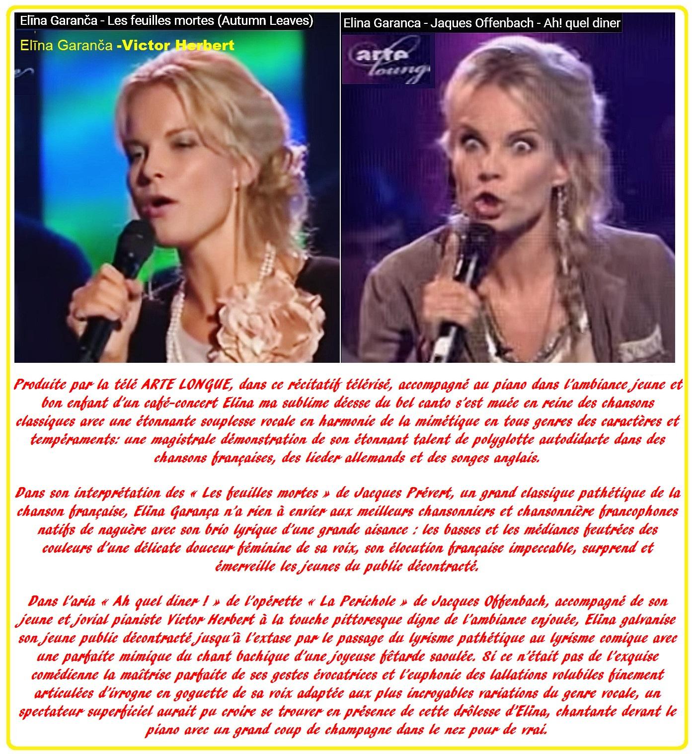 Elïna Garanča 20 - Les feuilles mortes. & Ah! quel diner!.jpg