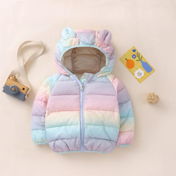 Little Girl Puffer Coats