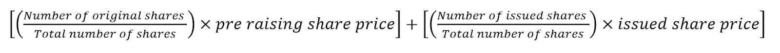 formula for wealth transfer