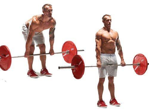 Romanian Deadlift Used For Extreme Muscle Growth And Strength ...