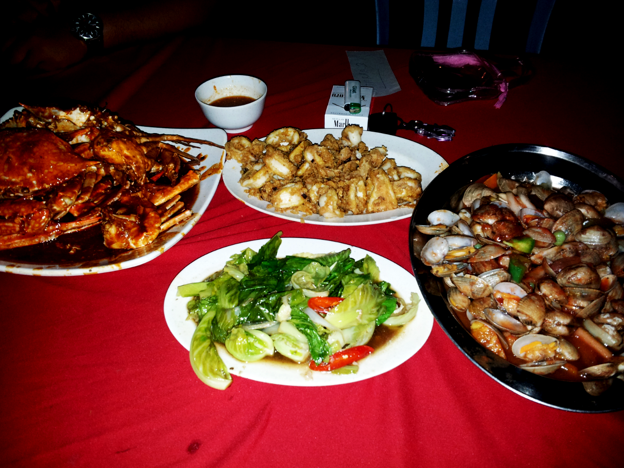 Top 10 Restoran Makanan Laut Paling Sedap