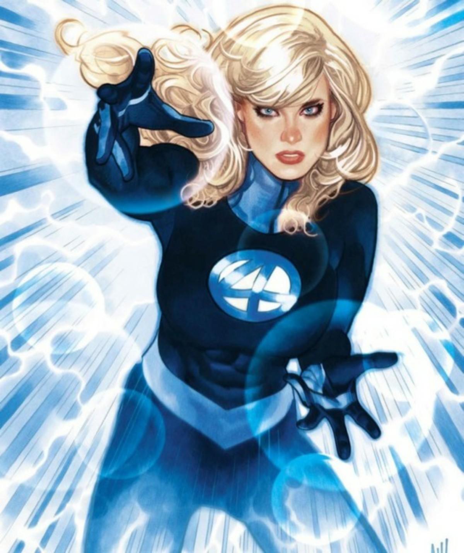 Sue Storm aka Invisible Woman