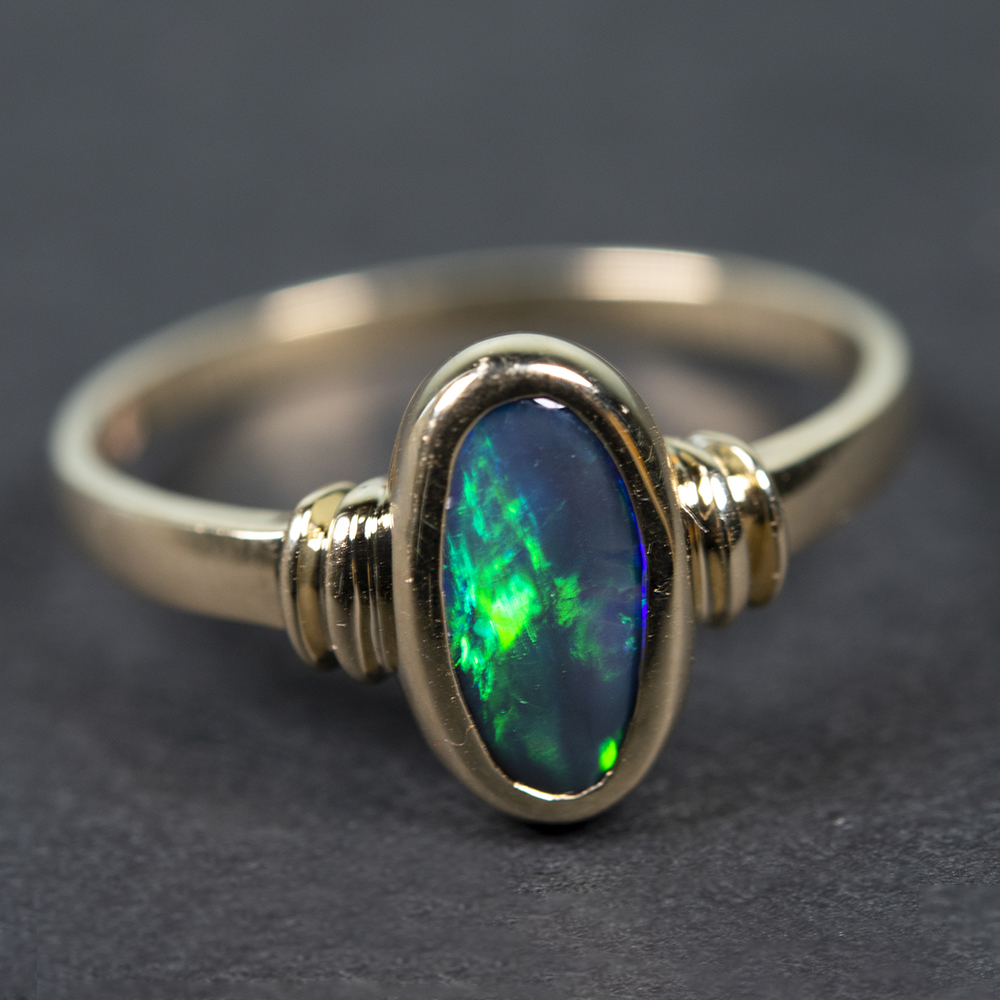Important Do's And Don'ts For Gold Opal Rings