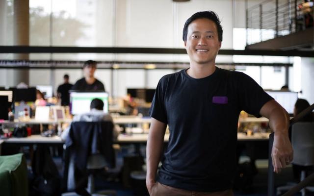 Dennis Wang, diretor do fundo Igah Ventures