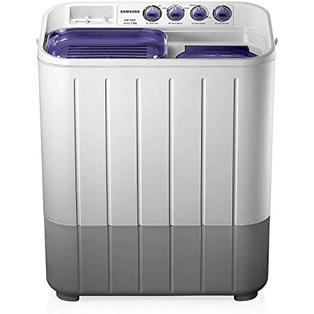 Samsung 7.2kg सेमी-ऑटोमैटिक टॉप-लोडिंग वाशिंग मशीन (डब्ल्यूटी७२५क्यूपीएनडीएमपी)