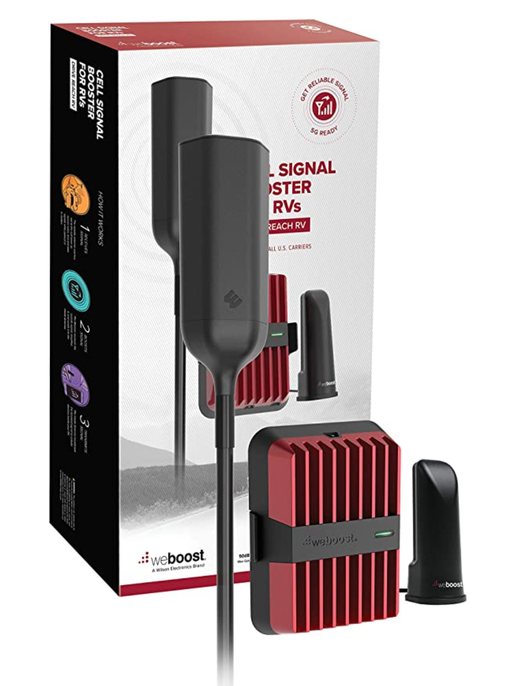 best wifi booster for rv weboost signal booster kit