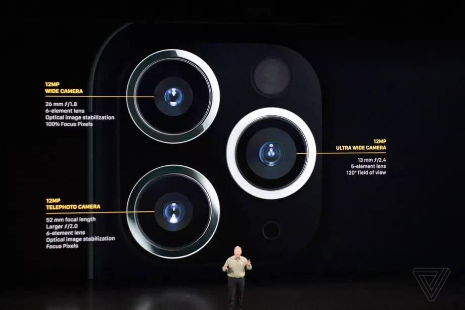 Sforum - Trang thông tin công nghệ mới nhất iPhone-11-Pro-va-iPhone-11-Pro-Max-ra-mat-1 Bộ ba iPhone 11 ra mắt: Tên gọi/màu sắc mới, camera vuông, kèm sạc nhanh, giá từ 699 USD