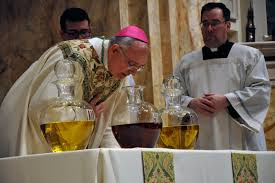 Image result for what is Chrism Mass