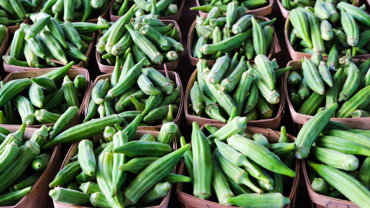Dont forget Okra in your diet must