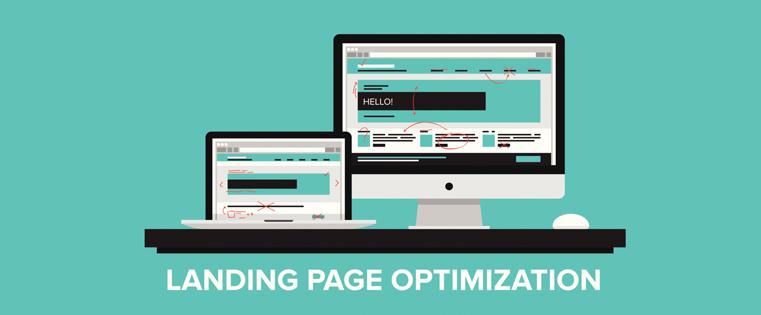 Landing page và tầm ảnh hưởng của nó