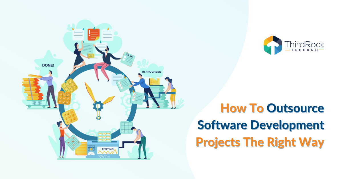 Outsource Software Development Projects