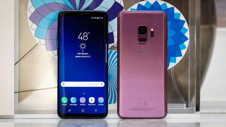 Thay Vỏ Samsung Galaxy S9, S9 Plus Chính Hãng