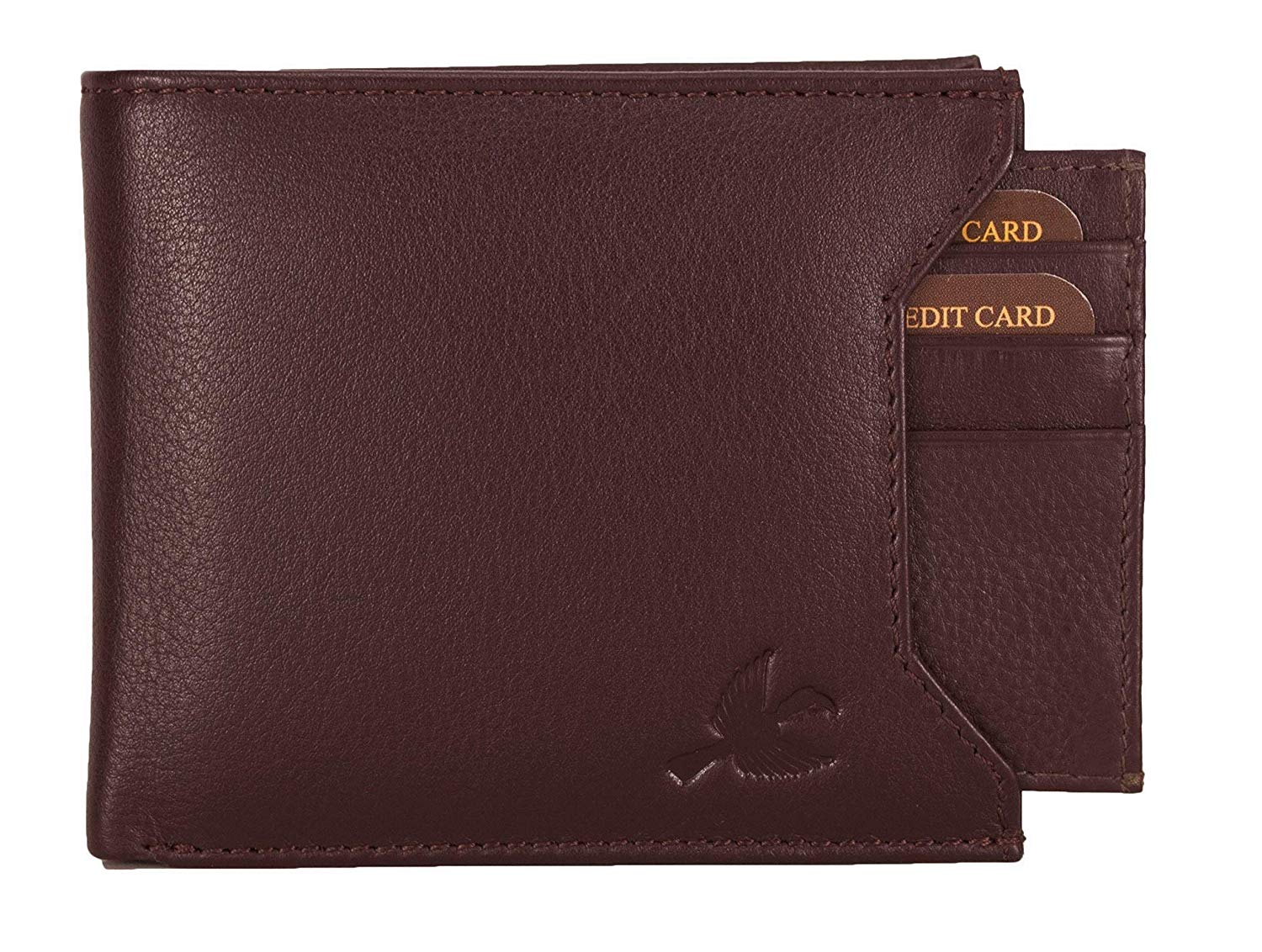 HORNBULL Brown Rigohill Wallet