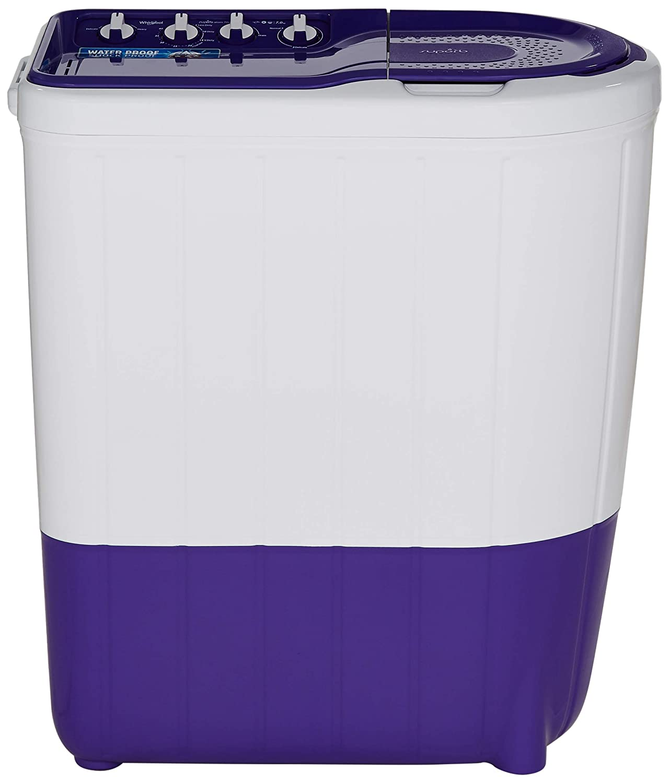 Whirlpool 7 Kg SUPERB ATOM Semi-Automatic washing machine